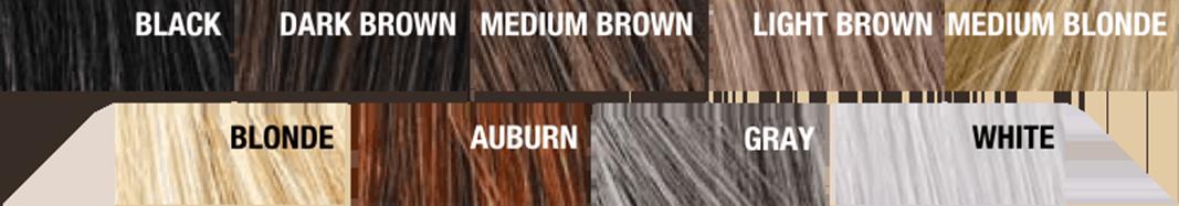 Hair fibre colours buy online